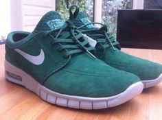 A Preview of the Nike SB Stefan Janoski Max in Suede