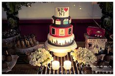 cake - we love NY