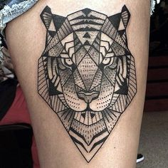 """50 Tiger Tattoo Designs for daredevils like """"YOU"""""""