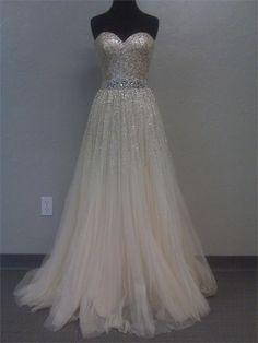 Prom Dress Long Prom Dress Sequin Prom Dress Prom by VeraFashion