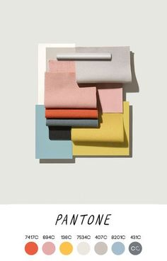 These 2018 Color Trends Will Be Bigger than Millennial Pink! is part of pencil-drawings - new information has surfaced showing us some new 2018 color trends that are well on their way to becoming even bigger than Millennial Pink! Colour Pallete, Colour Schemes, Color Trends, Color Patterns, Color Palettes, Design Patterns, Palette Pastel, Stoff Design, Design Set