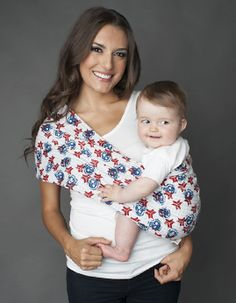 Use promo code 26F452985 (good for $ 40.00 off, which makes it FREE!) for a super cute sling from Seven Slings!
