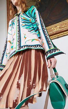 Emilio Pucci Pre Fall 2016 Look 9 on Moda Operandi