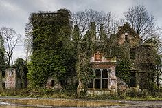 Milkbank House - Kettleholm, Scotland. Milkbank House is the historic home of the Bell-Irving family and has been derelict since circa 1960. The Annandale way runs past the front of the house. It is believed that the house was used as a hospital for servicemen during WWII.