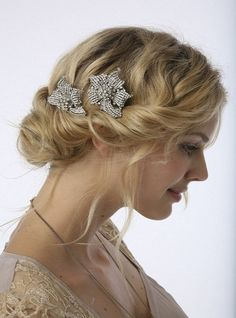 Romantic hairstyles | Romantic Bridal Hairstyles - Messages, Wordings and Gift Ideas
