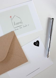 "la tazzina blu: ""Home is where the heart is"""