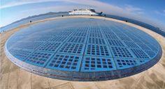 Sun Salutation and The Sea Organ-Designed by a Croatian Architect, Nikola Bašić  #Zadar #Croatia #Basic