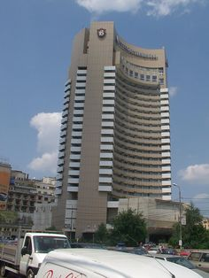 Intercontinental hotel bucharest Bucharest, Skyscraper, Multi Story Building, Skyscrapers