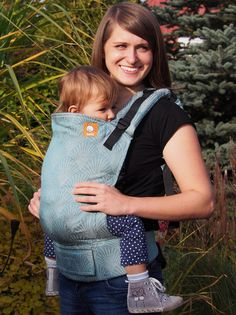 TULA Baby Carriers | Toddler Carriers — (Toddler Size) Full Wrap Conversion Tula - TULA Lexington Neptune