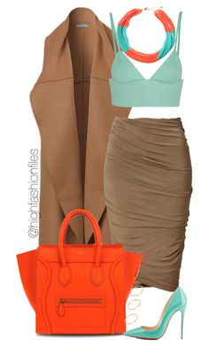 """Untitled #1905"" by highfashionfiles ❤ liked on Polyvore"
