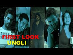 Ungli FIRST LOOK - Emraan Hashmi, Kangana Ranaut, Randeep Hooda, Neil Bhoopalam and Sanjay Dutt