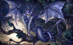 Fantasy Dragon Girl wallpaper from Dragons wallpapers