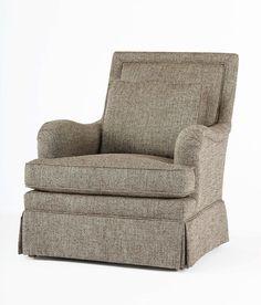Century Furniture - Joel Skirted Chair - LTD5171-6SK