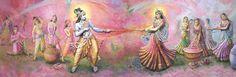 Neste ano de 2015, o dia do aparecimento da mais íntima amiga de Sri Radha, Srimati Lalita devi, é no dia 20 de setembro, um dia antes do Radhastami! Jay Lalita devi! radha-mukunda-pada-sambhava-gh…