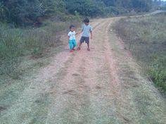 Swaroop and me