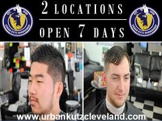 Urban Kutz in Cleveland has got some of the Best Barbers in the town. Groom your kids with Urban Kutz and bring a smile on their face. For more details call us at 216-521-1100 or visit our website for more details. http://urbankutzcleveland.com/
