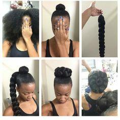 Bun #hair