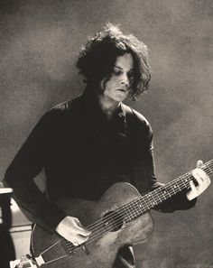 Jack white is a guitar architect. He's toured for years with this guitar he picked up for almost nothing at a Thrift Shop, and blows people's minds with it.