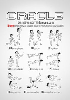 The Oracle Workout
