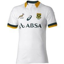 7f75993704d South Africa Pro Alternate Rugby Shirt 2015 Rugby Sport, Rugby Kit, South  Africa Rugby