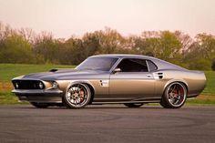 Full Custom 1969 Ford Mustang Fastback