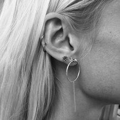 Retro Velvet Ribbon Metal Verge Screw No Hole Ear Clip Earrings For Women Charm Fashion Jewelry Gold Coffee Color Long Earring Clip Earrings Earrings