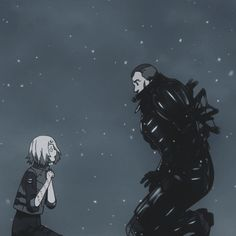 Juuzo. Shinohara. Feels!! :( Amon's smile made me cry. Kaneki, oh my god, everything he said made me cry, hell this whole episode made me cry! I want to be friends with Hide. :(