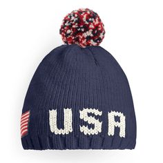 The 2018 Winter Olympics have begun, and as important as the games is keeping warm during the opening ceremony, in style. The athletes will do just that, and here's where to buy Team USA Olympic opening ceremony outfits so you can be toasty AF… 2018 Winter Olympics, Usa Olympics, Olympics Opening Ceremony, Knit Beanie, Knitted Beanies, Ski Hats, Team Usa, Keep Warm, Athlete