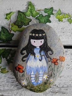 Gotjuss 4 Rock Painting Patterns, Rock Painting Designs, Painted Rocks Craft, Hand Painted Rocks, River Rock Crafts, Dollar Tree Crafts, Egg Art, Stonehenge, Pebble Art