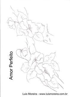 Atelier arte unica: ricos de flores por Luis Moreia