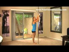 How To Get Fit For Pole Dancing - Pole Exercise (+playlist)