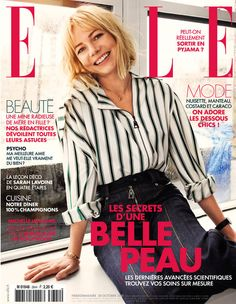 Michelle Williams for ELLE France 29th October 2015 cover - Louis Vuitton