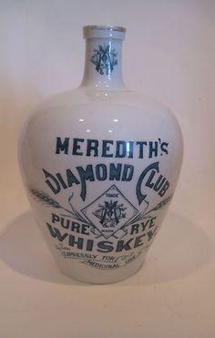 Whiskey jug. beautiful