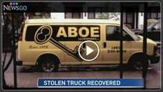 The Calgary Police Service and the RCMP are asking for public assistance in tracking down a person who stole a locksmith truck from Airdrie and then stole equipment that is used in making keys for properties managed by the City of Calgary.