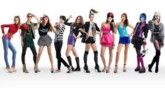 Anything About Fashion HD Wallpaper