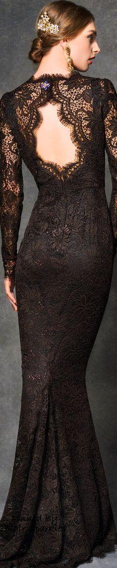 Dolce & Gabbana WINTER 2017 MODERN PRINCESS ~ ♕♚εїз   BLAIR SPARKLES  