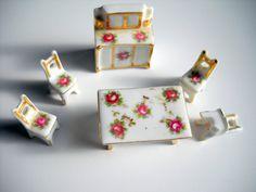 Porcelain furniture like Vintage Limoges marked by VintagebyTeresa, $12.99