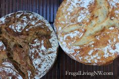Amazing No-Knead Bread: Step-by-step recipe