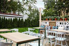 Eco-Gastro Bar na Noruega se rende às inspirações do sul da espanha - Casa Bellissimo