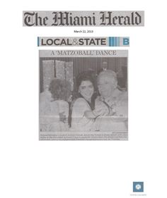 miami herald memorial day weekend