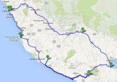 Itinéraire : les incontournables du Pérou en 3 semaines