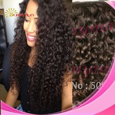 Sunnymay Unprocessed Wholesale Price Malaysian curly Human Hair Extension Weave Natural Color Hair Weft 100g 7A Hairhttp://www.aliexpress.com/item/Sunnymay-Curly-Virgin-Malaysian-Human-Hair-Extension/650318370.html
