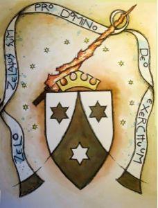 Escudo Carmelita   ART-MANU