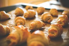 5 x delicious things with croissant dough
