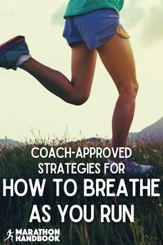 These coach-approved breathing strategies teach you exactly how to breathe while running effortlessly, included the 2:2 breathing method. Running Workouts, Running Tips, Fun Workouts, Road Running, Exercise Routines, Body Workouts, Trail Running, Running For Beginners, How To Start Running