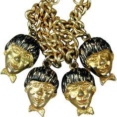 1964 Beatles Charm Bracelet