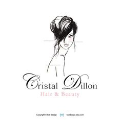 Cristal Dillon Hair and Beauty Salon OOAK Character by todidesign