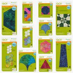 New Accuquilt Go Dies…Hexagon English Paper Piecing Tutorial