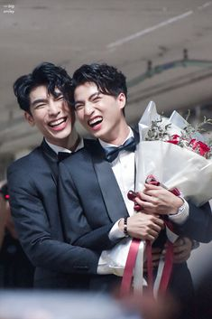 MewGulf's happiness is the most important thing in the world for Waanjai, let's make them happy as always😍😍😍💕 . K Pop, K Drama, Divas, Cute Gay Couples, Ulzzang Couple, Thai Drama, E Type, Best Couple, Asian Boys