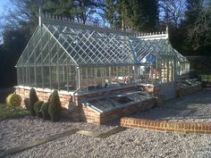 (9) SteelGreenhouses.com The Quintessence of quality. Maintenance free with style.